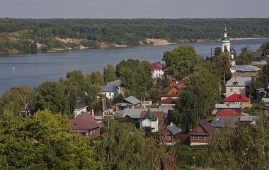 Russia - Plyos panorama
