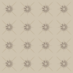 soft brown seamless pattern