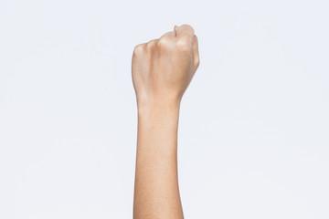 my wife hand
