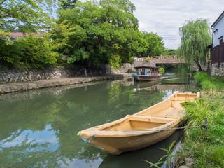 滋賀県 近江八幡 八幡堀