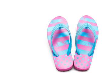 Summer used flip flops