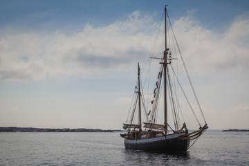 swedisch sailingboat