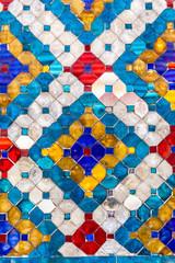Precious mosaic