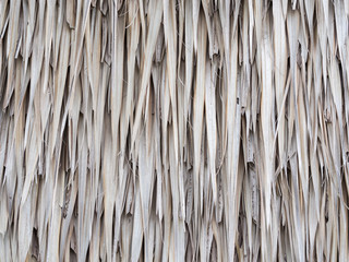 thatched roof texture background