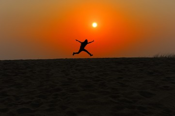 Exercise with the sun