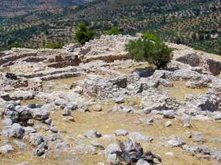Mycenae Ruins