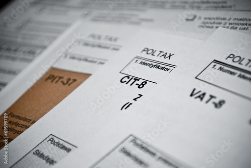 income on tax forms net