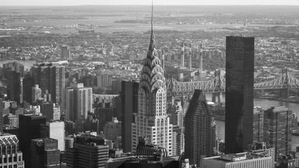 New York Skyline Chrysler Building