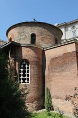 The ancient church St. George in Sofia, Bulgaria
