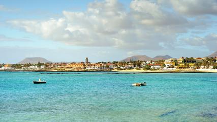 Fuerteventura, Wyspy Kanaryjskie, Hiszpania, marina