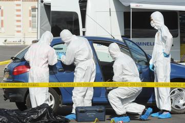 gendarmerie identification criminelle