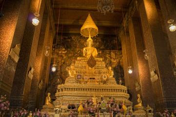 タイの王宮寺院