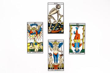 Tarot card bad draw