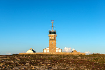 Lighthouse at Pointe du Raz (France)