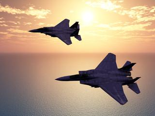 Modern Combat Aircrafts