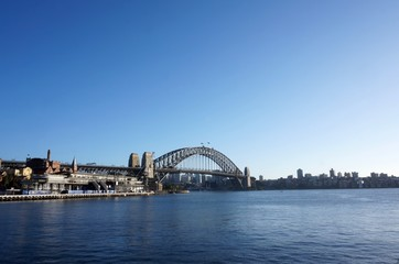 Photography of the Harbour Bridge in Sydney