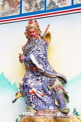 Statue Of Guan Yu (God of honor)