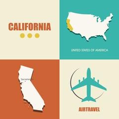 California flat