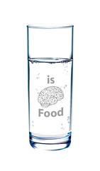 Water is Brain food