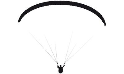 Fotomurales - paraglider gleitschirm flieger