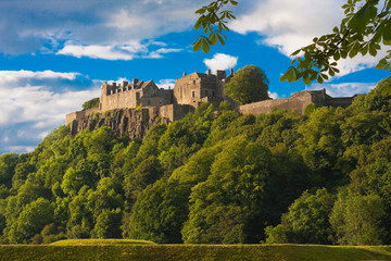 Foto op Canvas Kasteel stirling castle