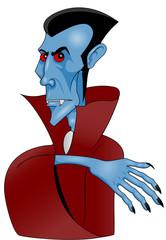Dracula end