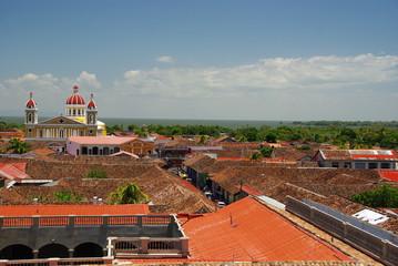 Granada mit Nicaraguasee