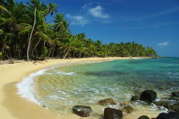 Little Corn Island beach