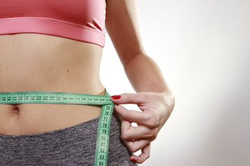 abdomen weight loss