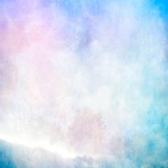 Blue sky pattern background