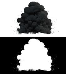 Realistic Explosion Smoke