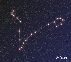 constellation pisces