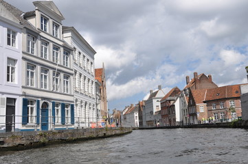Vista general canal Brujas