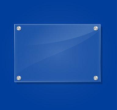Vector transparent frame