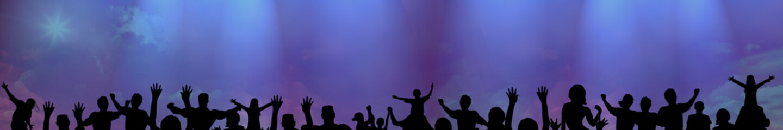 jb17 dancing people - rock concert violet - 6to1 - g1630