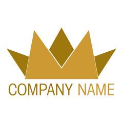 gold crown logo