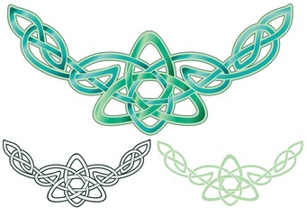 Celtic Knot Ornament