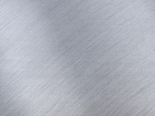Light Grey Metal Textures with Reflection Stripes as Background
