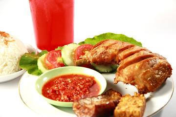 Indonesia Fried Chicken
