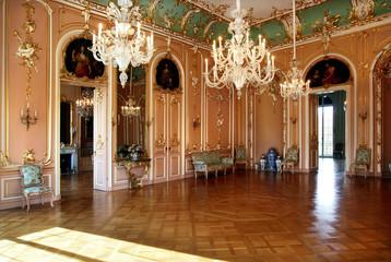 Ballsaal im Schloss