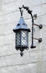 Vintage street lantern.
