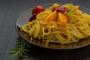 Vegetarian pasta