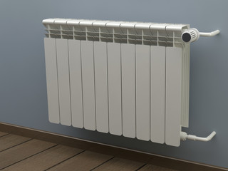Heating radiator