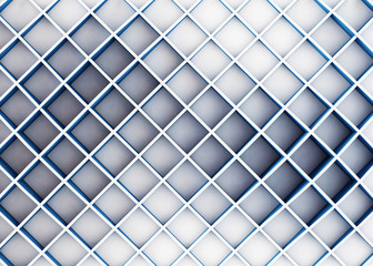 3d net abstract background