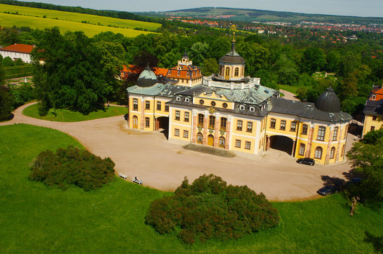 Schloss Belvedere Weimar 1