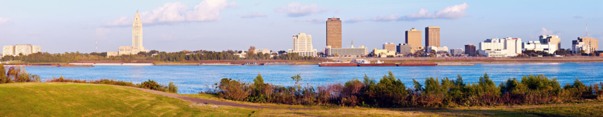Panoramic Baton Rouge Fotomurales