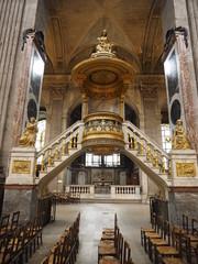 Iglesia de Saint Sulpice en París