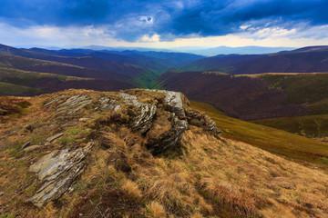 Wall Mural - Carpathians landscape
