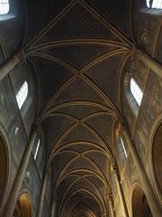 Saint Germain des Prés en París