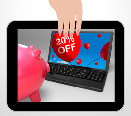 Twenty Percent Off Laptop Displays Online Products Discounted 20